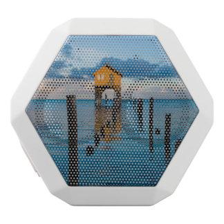 龍涎香Cayeベリセの海の家 ホワイトBluetoothスピーカー