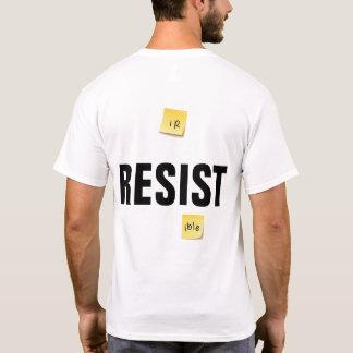 99%抵抗できない Tシャツ
