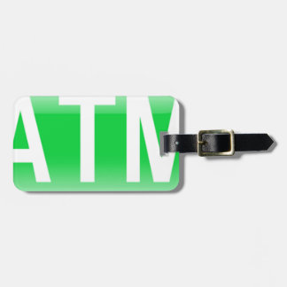 ATM ラゲッジタグ
