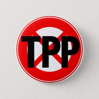 NO TPP 5.7CM 丸型バッジ