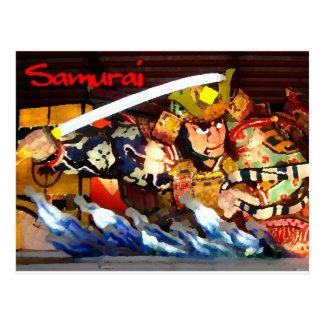 SAMURAI ポストカード