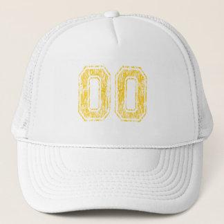 #00黄色い学校代表 キャップ