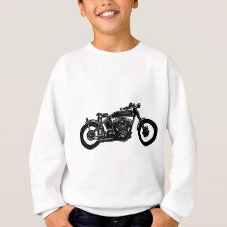 00011古いバイク スウェットシャツ