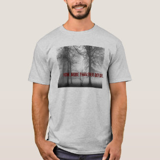 001gal、今…多くに… tシャツ