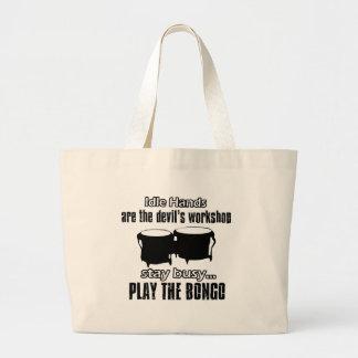 _0039_play-the-bongo_0039_play-the-bongo40_0039_PL ラージトートバッグ