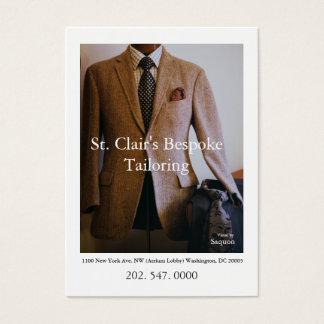 0065720-R3-007-2、St. Clairは合を…予約しました チャビ―名刺