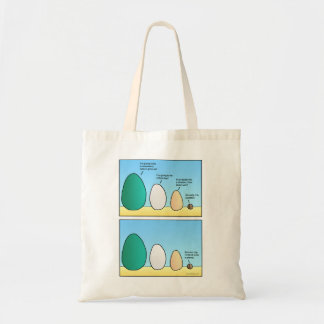 0076個の卵の戦闘状況表示板 トートバッグ