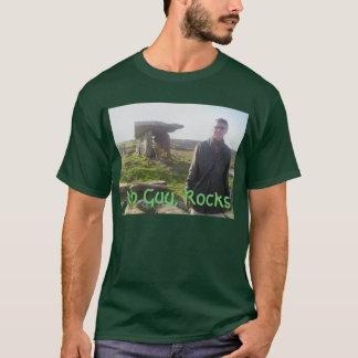 007_7のジムの人、石 Tシャツ