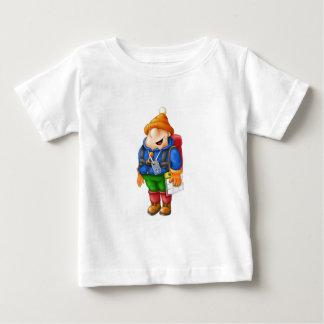 01ハイカー ベビーTシャツ