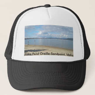 013の湖Pend Oreille-Sandpoint、アイダホ キャップ