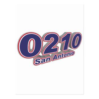 0210サン・アントニオ ポストカード