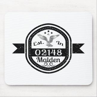 02148モールデンに確立される マウスパッド
