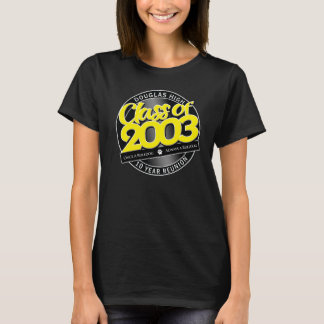 「03のDHSのクラス Tシャツ