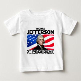 03ジェファーソンB.png ベビーTシャツ