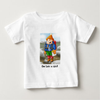 03取りますハイキングを行って下さい ベビーTシャツ