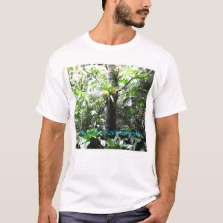 030は、雨林を救います! Tシャツ