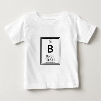 05ほう素 ベビーTシャツ
