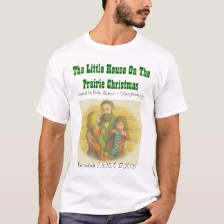 0694007552の草原Chrの小さい家… Tシャツ