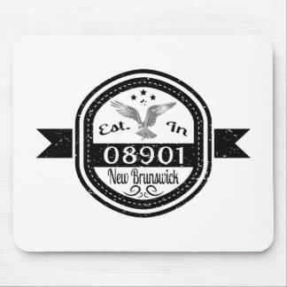08901ニューブランズウィックに確立される マウスパッド