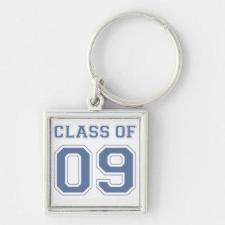 09のクラス キーホルダー