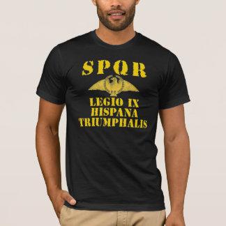 09第9スペインのな勝ち誇った軍隊-ローマのワシ Tシャツ