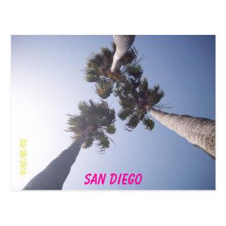 096、サンディエゴ ポストカード