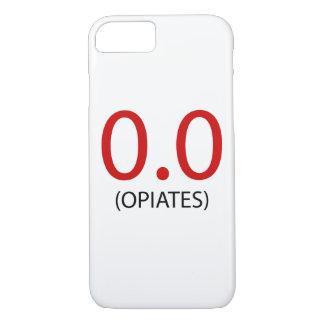 0.0アヘン剤 iPhone 8/7ケース