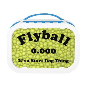 0.000、完全な開始、それは開始犬の事です! ランチボックス