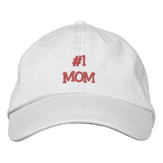 #1お母さん母の日か誕生日 刺繍入りキャップ