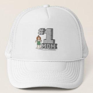 #1お母さん キャップ