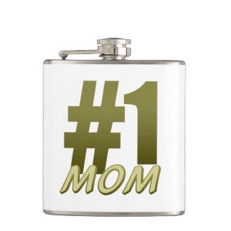 #1お母さん フラスク
