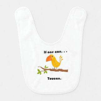 1つが。できれば。Toucanの漫画 ベビービブ