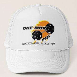 1つのより多くのRepのボディビルの帽子 キャップ