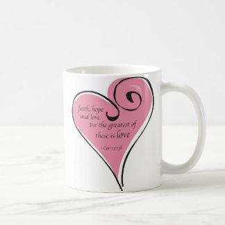 1つのイングリッシュホーン13のマグ コーヒーマグカップ