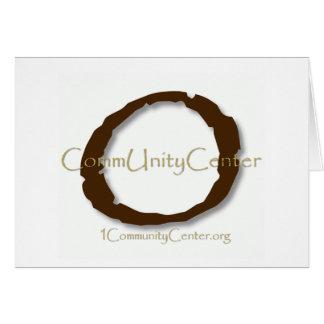 1つのコミュニティー・センターメンフィス カード