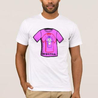 1つのサイズ Tシャツ