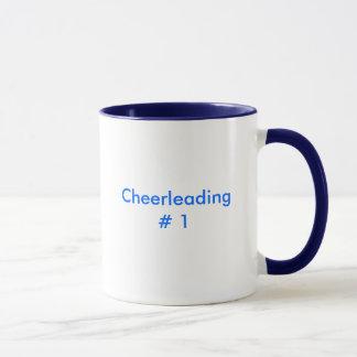 # 1つのチアリーダーをすること マグカップ