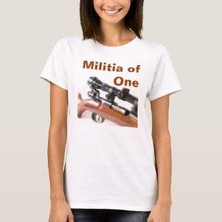 1つの在郷軍 Tシャツ