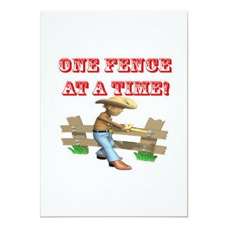 1つの塀一度に カード