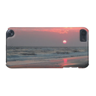 1つの完全な日没-カシの島、NC iPod TOUCH 5G ケース