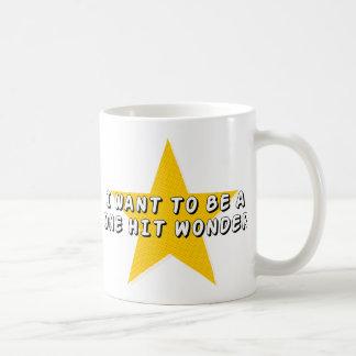 1つの当られた驚異 コーヒーマグカップ