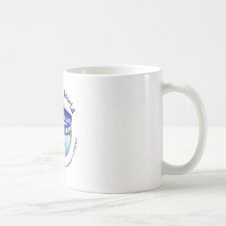 1つの情報通の世界のマグ コーヒーマグカップ