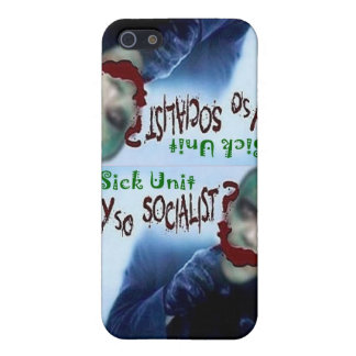 1つの病気の単位、なぜそう社会主義か。 IPhone iPhone 5 カバー