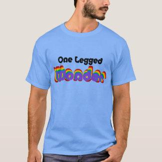 1つの脚の驚異 Tシャツ