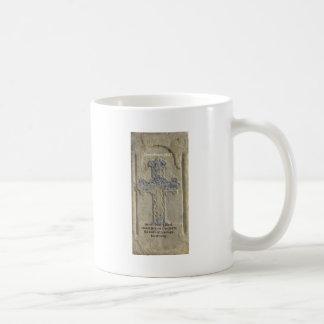 1つのCorinthiansの16:13の信頼の聖書の詩 コーヒーマグカップ