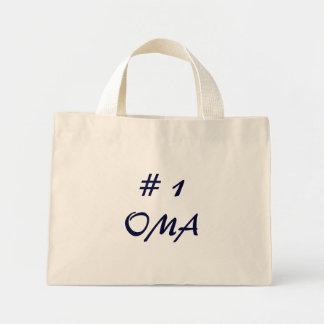 # 1つのOMAのトート ミニトートバッグ