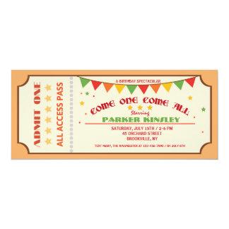 1つを来ますすべての招待状を来て下さい カード