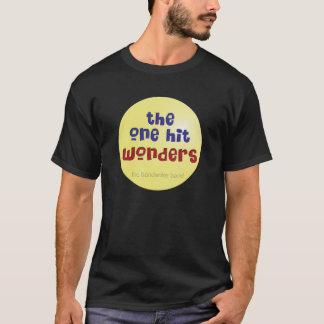 1つ当られた驚異-黒 Tシャツ