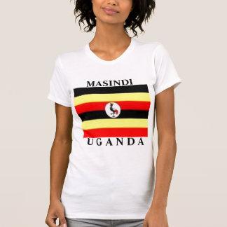 #1ウガンダのTシャツ Tシャツ