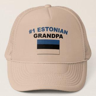 #1エストニア語の祖父 キャップ